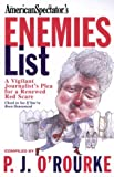 The Enemies List: Flushing Out Liberals in the Age of Clinton