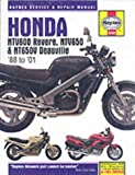Honda NTV600 Revere, NTV650 and NT650 Deauville Service and Repair Manual (Haynes Service and Repair Manuals)