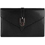 VanGoddy Diamond Clutch Wallet Case for BLU Studio 6.0 LTE / Studio Mini LTE / Studio 6.0 HD / Studio 5.0 LTE / Studio 5.0 / Studio 5.0 II / Studio 5.5 Smartphones (Black)