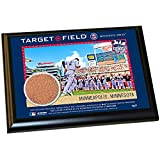 MLB Minnesota Twins 4x6 Plaque with Dirt from Target Field
