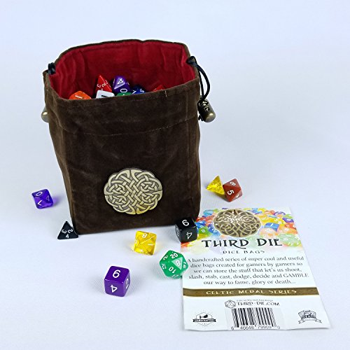 Third Die Dice Bag Handcrafted product image