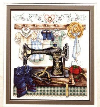 Kit de punto de cruz para máquina de coser y soporte universal de ...