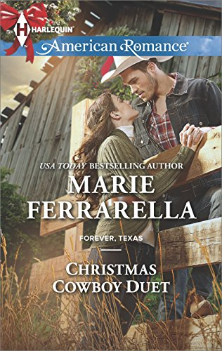 book cover of Christmas Cowboy Duet
