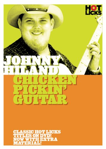 Johnny Hiland  Chicken Pickin Guitar