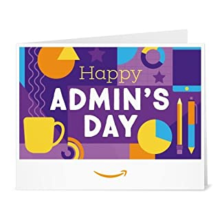 Amazon Gift Card - Print - Administrative Professionals Day (B072HFXLK8) | Amazon price tracker / tracking, Amazon price history charts, Amazon price watches, Amazon price drop alerts