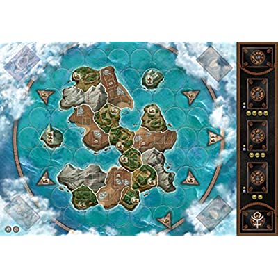 Cyclades: Titans Expansion: Toys & Games