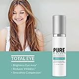 Pure Biology Premium Total Eye Cream Serum - Anti