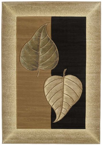 - United Weavers of America Basil Area Rug, 1'10