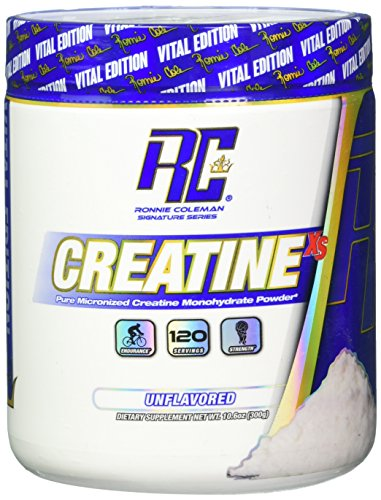 Ronnie Coleman Signature Series Creatine-XS Supplement, 300 Gram Review