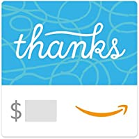 Amazon.com.au eGift Card - Thank You (Whimsical)