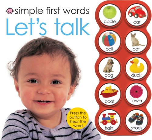 Read Online Simple First Words Let's Talk PDF