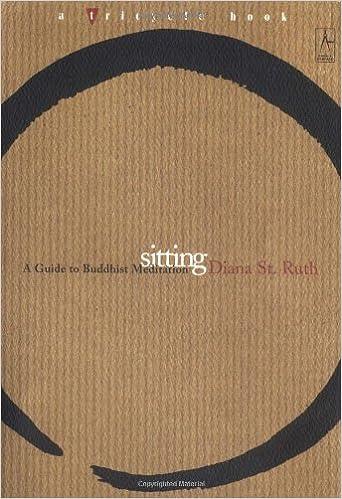 Sitting: A Guide to Buddhist Meditation: Amazon.es: Diana St ...