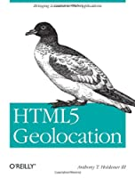 HTML5 Geolocation Front Cover