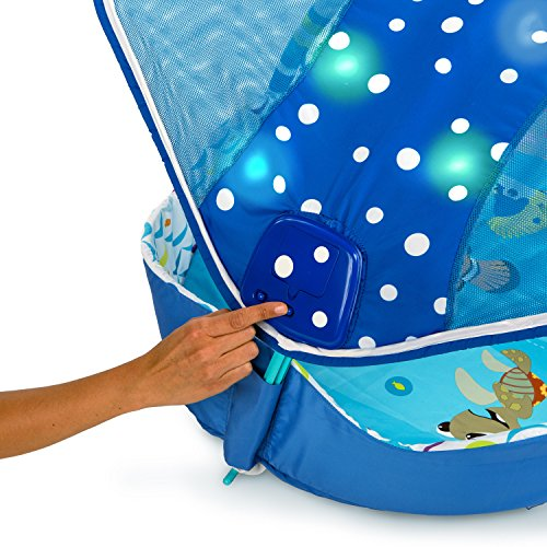 Disney Baby Mr Ray Ocean Lights Activity Gym Amp Play Mat