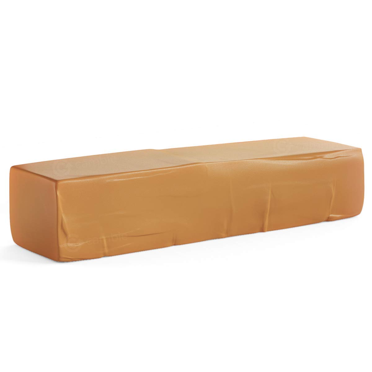 Cambie Caramel Loaf | Ready to Use | Rich, Creamy and Soft | For Caramel Apples, Dipping, Truffles and Bakery Applications (5 lb)