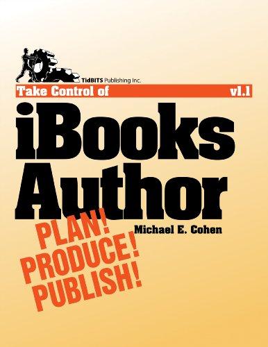 Take Control of iBooks Author Pdf