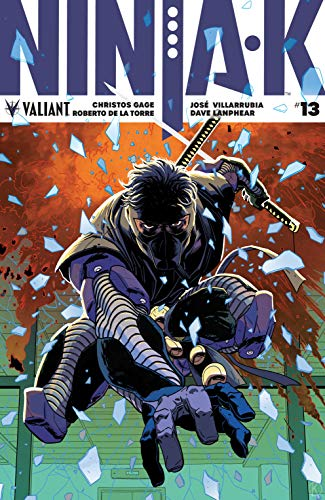 Amazon.com: Ninja-K #13 eBook: Christos N. Gage, Kano ...