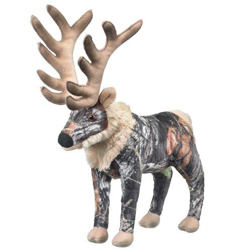 1 X CamoWild Mossy Oak Break-Up Elk (9.5-inch) - Mossy Oak Plush