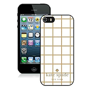 Fashionable and DIY Kate Spade iPhone 5/5s 5th Black Case in Grace protective 039