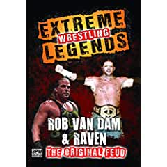 Extreme Wrestling Legends DVD Series Coming December 11th via MVD Entertainment Group