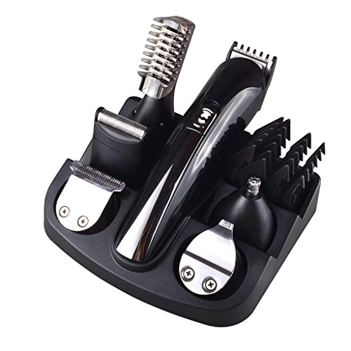 Multifunctional Household Hair Clipper-Rechargeable Electric Shaver Nail Hair Carving Modeling Machine for men