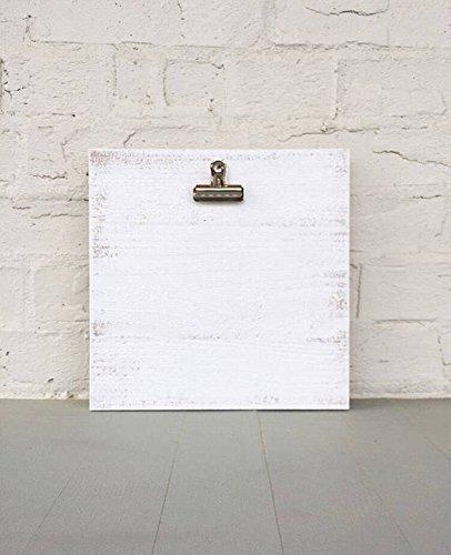 Amazon.com: Wooden Clipboard Art Photo Frame - Kids Art Display ...