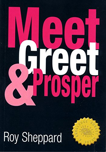 Amazon meet greet prosper turn more strangers into real meet greet prosper turn more strangers into real friends and valuable business contacts by m4hsunfo