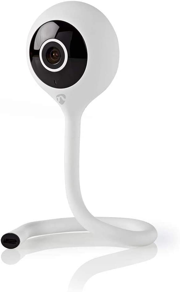 Nedis Wifici10cwt Kabellose Smart Ip Kamera Kamera