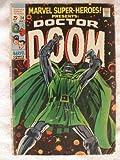 Marvel Super-Heroes Presents: Doctor Doom (Comic #20) May 1969