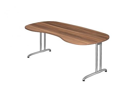 Dr de oficina escritorio oficina Mesa 200 x 100 cm - Altura 72 Cm ...