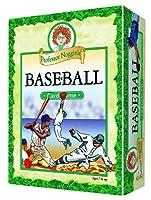 Professor Noggin's Baseball - A Educational Trivia Based Card Game For Kids