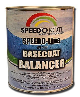 Basecoat Balancer for automotive base coat , One Gallon SMR-3150