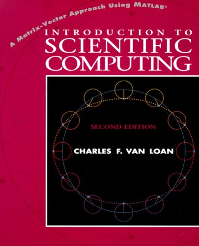 Introduction to Scientific Computing: A Matrix-Vector...