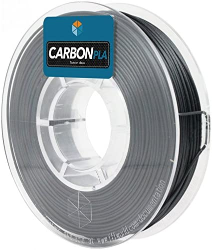 FFFworld 250 gr. Carbon PLA 1.75 mm: Amazon.es: Electrónica