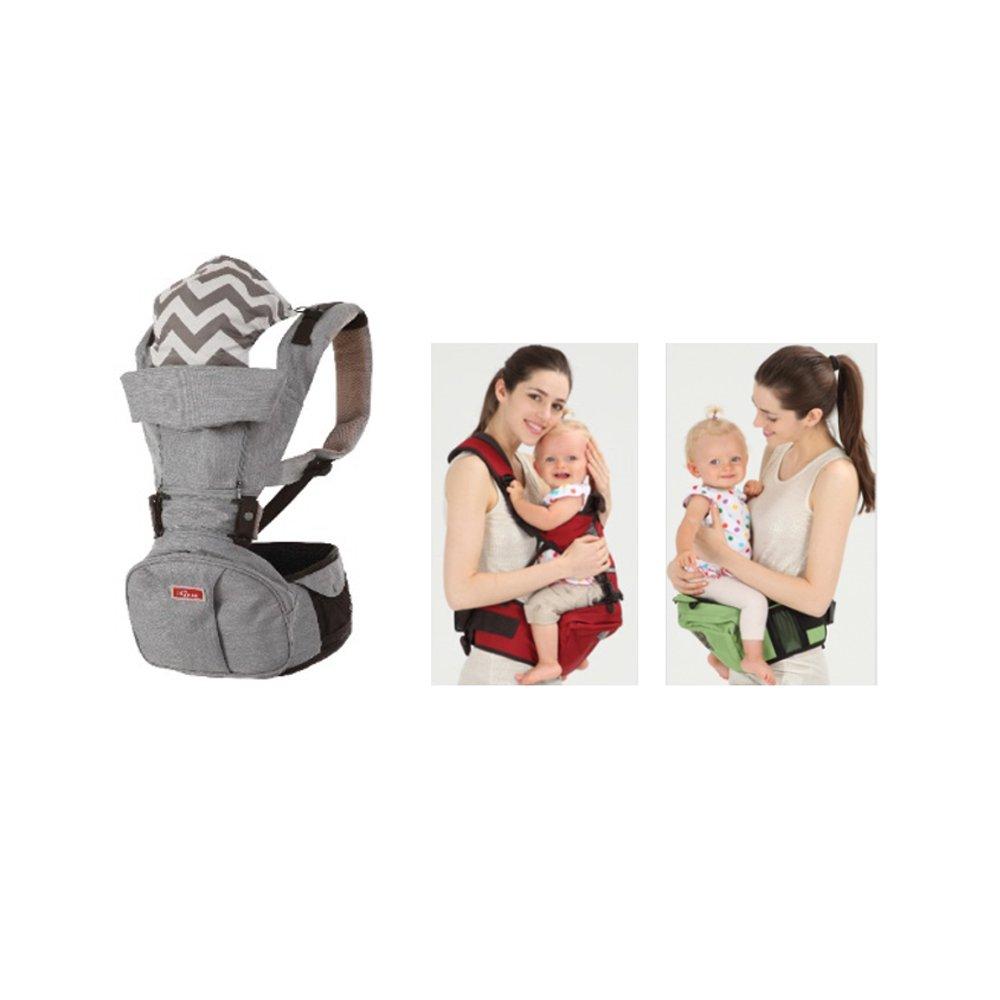 Amazon.com: PREMIUM – Asiento Baby Carrier con cadera y ...
