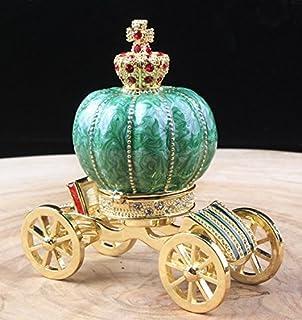 Amazoncom Harriet Carter Pumpkin Carriage Home Kitchen