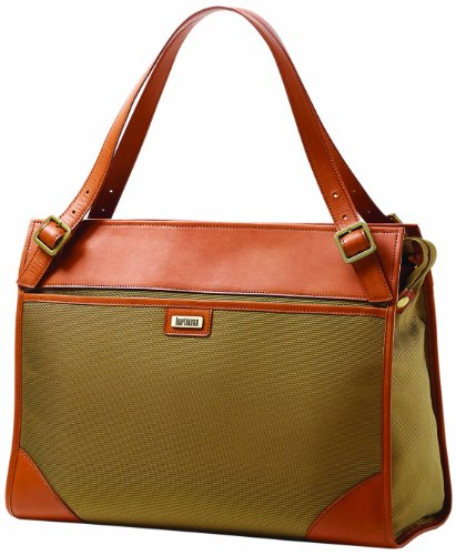 Hartmann Luggage Intensity Belting Classic Business Bag, Olive, One Size by Hartmann