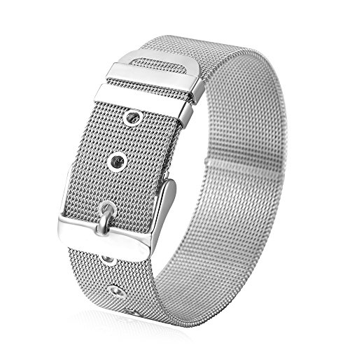U7 Stainless Plated Buckle Bracelet product image