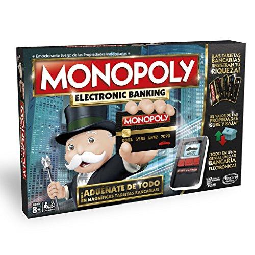 Monopoly–Electronic Banking (Hasbro B6677105) -