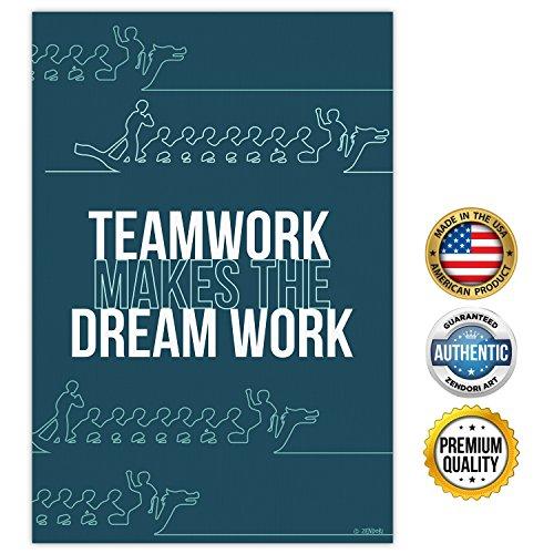 zendori-art-teamwork-makes-the-dreamwork-office-inspirational-poster-12-x-18-blue