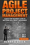 Agile Project Management: A Quick Start Beginner's Guide To  Mastering Agile Project Management