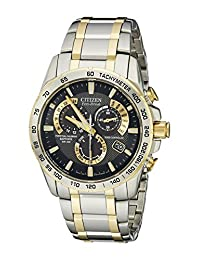 Citizen Men's Perpetual Chrono A-T Watch AT4004-52E