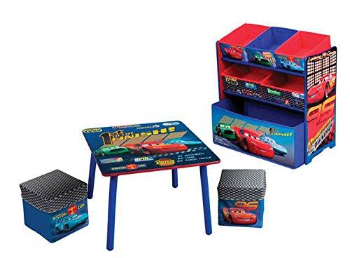 Delta Children 2 Piece Room Solution, Disney/Pixar Cars