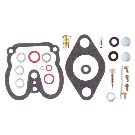 B Blesiya Kit de Reconstrucción de Carburador K2119 Suministros de ...