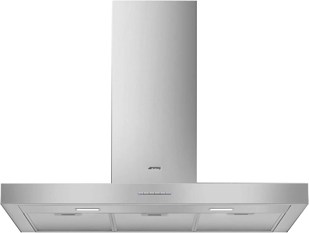 Campana Smeg Kbt900xe Decorativa 90cm Inox: Amazon.es: Grandes electrodomésticos