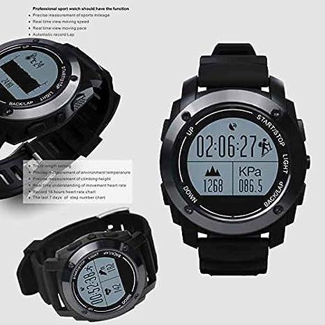 GPS Smartwatch,Orologio sportivo intelligente,IP66 Vita ...