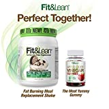 Fit & Lean Meal Shake Fat Burning Meal Replacement