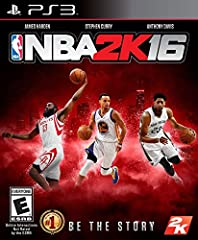 The NBA 2K franchise is back with the most true-to-life NBA experience to date with NBA 2K16. Guide your MyPLAYER through the complete NBA journey, take control of an entire NBA franchise, or hone your skills online competing against gamers ...
