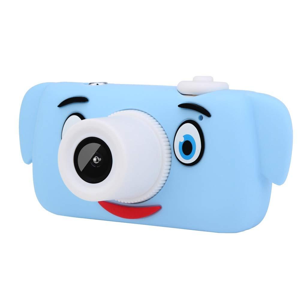 Cimaybeauty Children's Camera for 3-8 Year Old Girls Boys, Digital Toy Photo Mini Fun Cartoon Children's Camera by Cimaybeauty (Image #2)