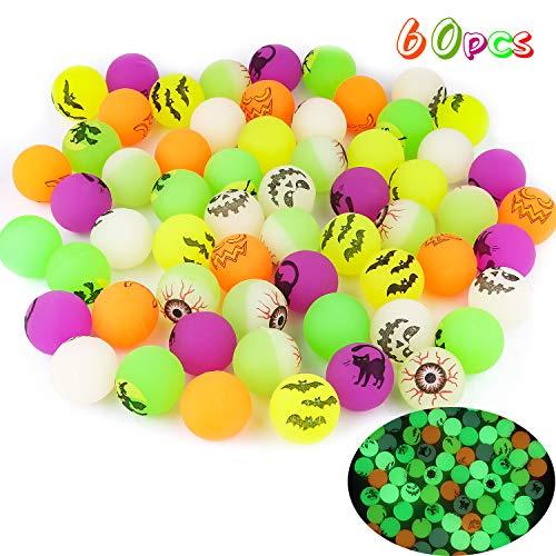 Tinabless Halloween Bouncing Balls 1.25